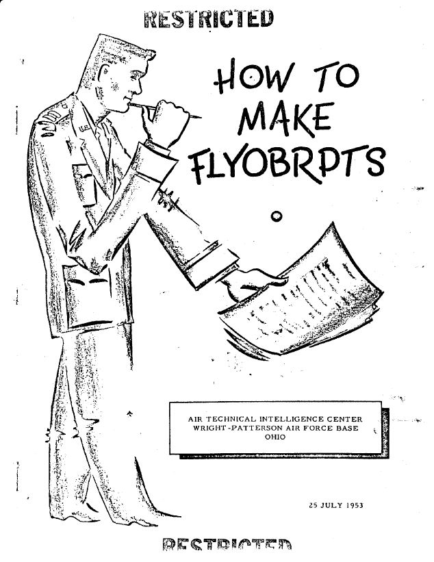 Specialty UFO Publications