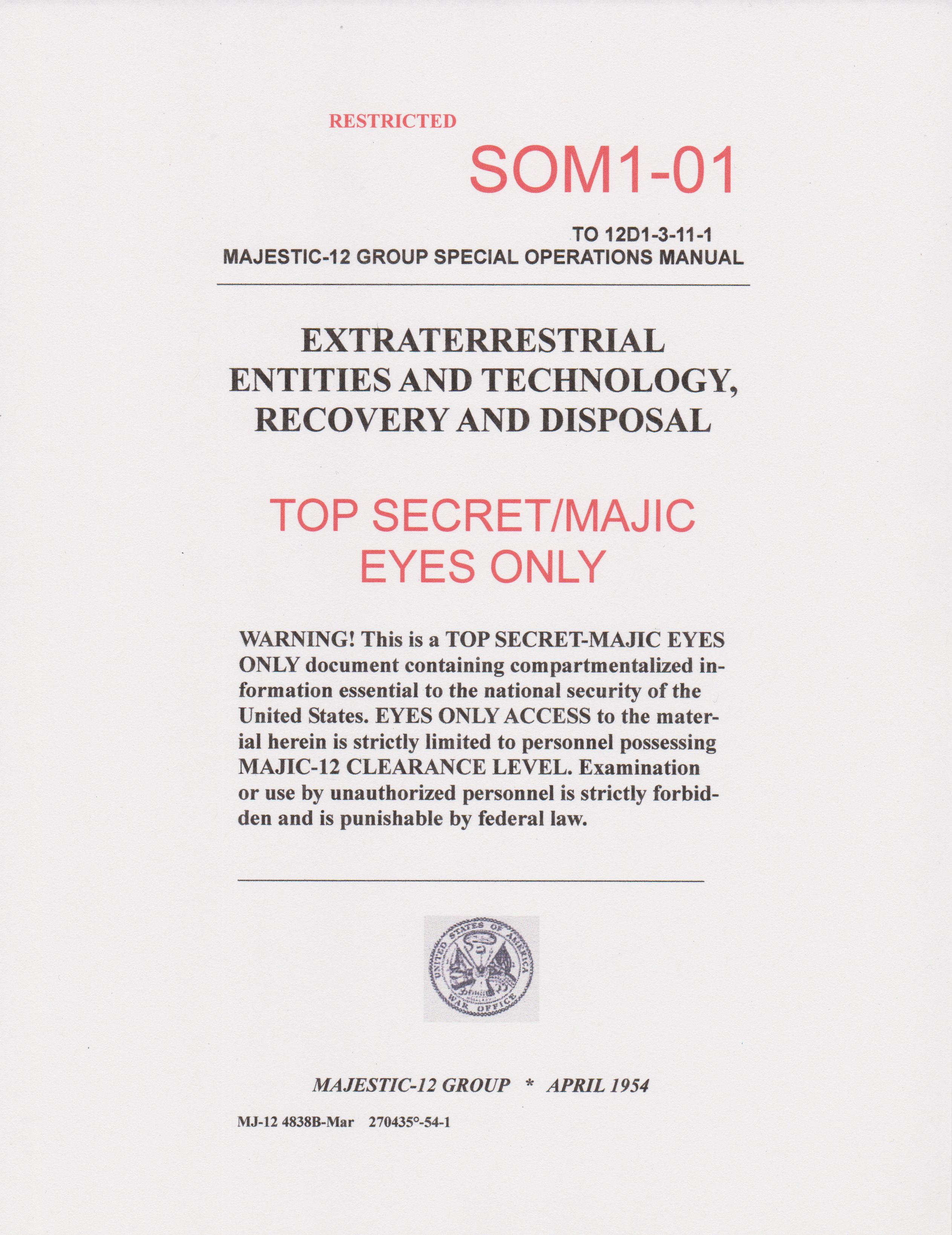 Majic Eyes Only Pdf