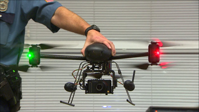 Seattle Police Drafting Policy For Using Drones