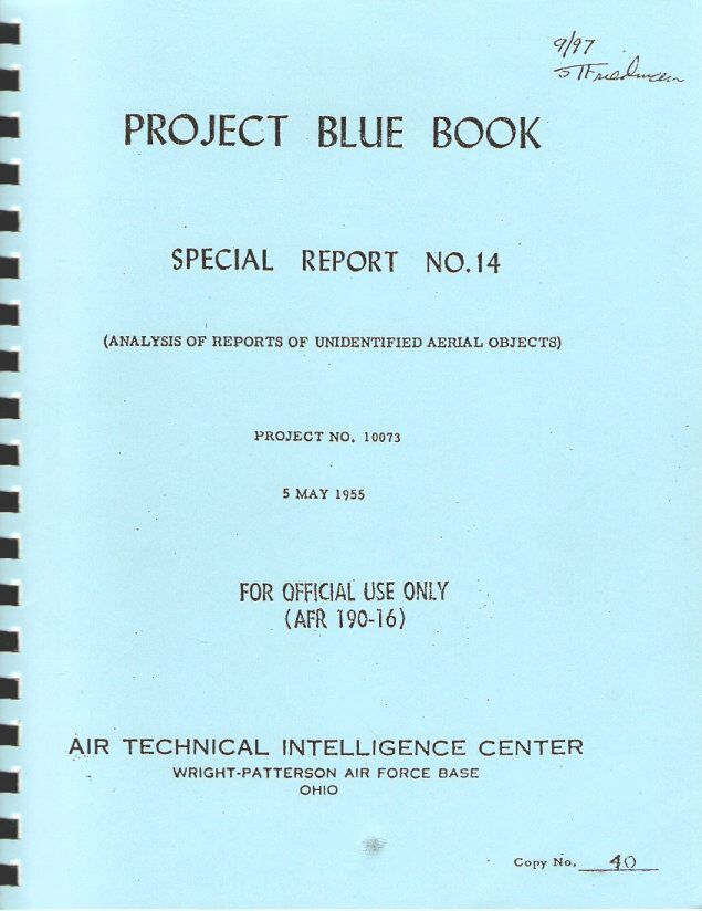 Ufo Studies Research Papers And Books