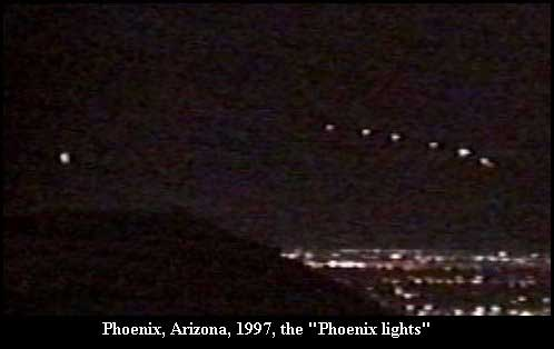 The Most Thrilling UFO Event In History Phoenix-lights